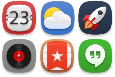 Captiva Icons