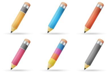 Free Pencil Icons
