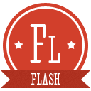 A flash icon
