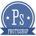 A photoshop icon