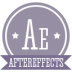 A-aftereffects icon