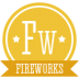 A-fireworks icon