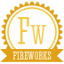 B-fireworks icon