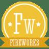 A-fireworks icon