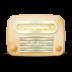 Vintage-radio-04-yellow icon