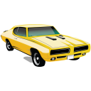 Muscle Car Pontiac GTO icon