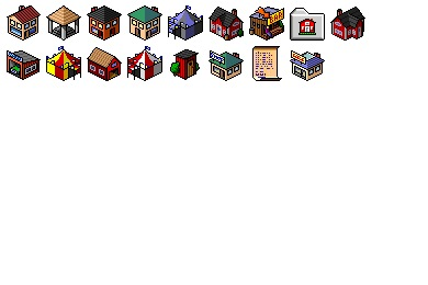 The Village Icons