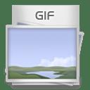 File Types GIF icon