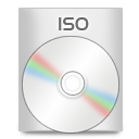 File Types ISO icon