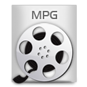 File Types MPG icon