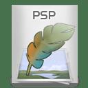 File Types PSP icon