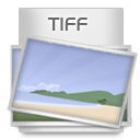 File Types TIFF icon