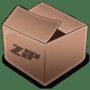 File Types zip icon