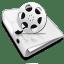 Folders-Movies icon