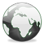 Misc-Globe-Dark icon