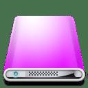 Drives Colours Violet icon