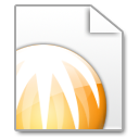 Mimetypes BitComet Torrent File icon