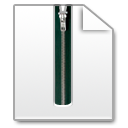 Mimetypes Compressed Files icon