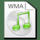 Mimetypes wma icon