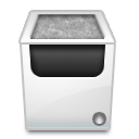 Misc Recycle Bin Empty icon
