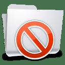 Toolbar Closed Folder icon