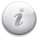Toolbar Info icon