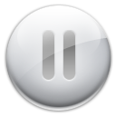 Toolbar MP3 Pause icon