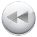 Toolbar MP3 Rewind icon