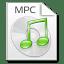 Mimetypes mpc icon