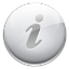 Toolbar Info icon