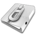 File Types All Compressed Files icon