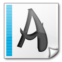File Types Other fonts icon