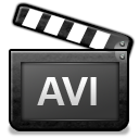 File Types avi icon