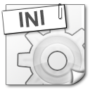 File Types ini icon