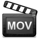 File Types mov icon