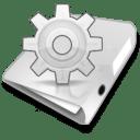 Folders System icon
