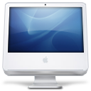 Hardware iMac G5 Alt icon