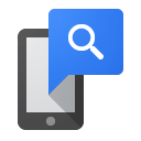 Sms search icon