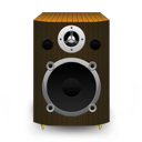 Speaker Light Wood icon