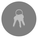 Utilities Keychain Access icon