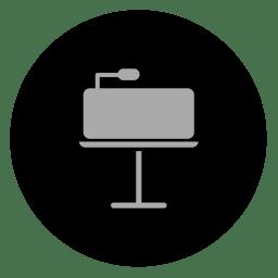 Keynote Icon Dynamic Yosemite Iconset Ccard3dev