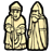 Lewis chessmen icon