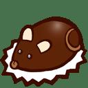 Souris en chocolat icon
