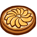 Tarte aux pommes icon