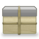 Folder Compress icon