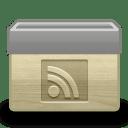 Folder RSS icon