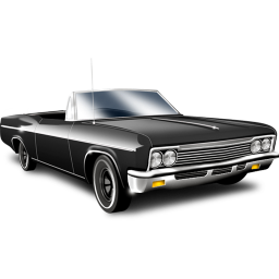 Chevrolet impala icon