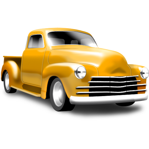 Yellow-pickup icon