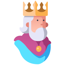 King Icon Role Playing Iconset Chanut Is Industries