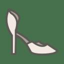 Dorsay pump icon